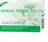 Пассифем - натуральный препарат для женщин, оказывающий успокаивающее действие, 10 капсул